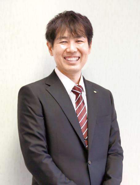 代表取締役社長 山下隼人