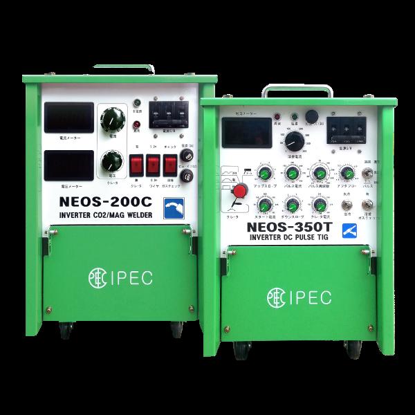 NEOS Series(直流TIG溶接機・インバータCO2/MAG溶接機)