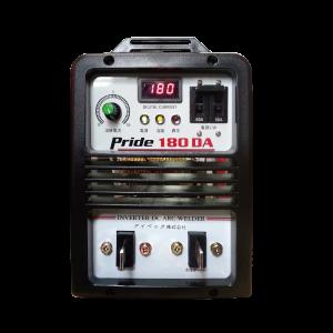 PRIDE 180DA(直流アーク溶接機)