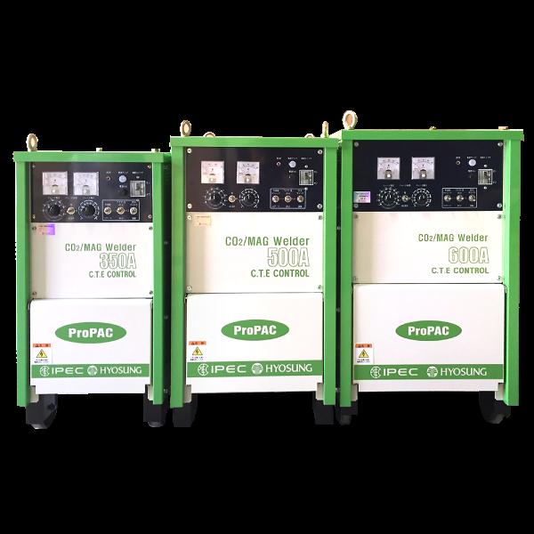 ProPac Series(サイリスタCO2/MAG溶接機)